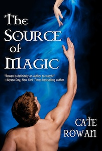 The Source of Magic—cover art