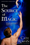 Original cover of The Source of Magic