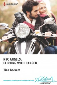 Flirting with Danger, US cover