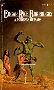 Book 1 - A Princess Of Mars (1)