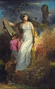 Calliope, Muse of Epic Poetry