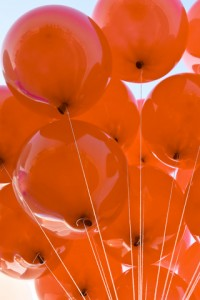 free red balloon image