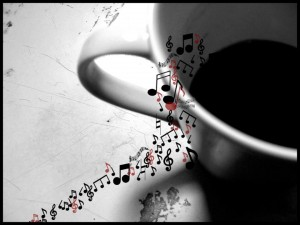 music coffee