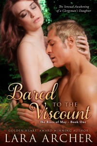 BARED TO THE VISCOUNT - Lara Archer