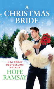 A Christmas Bride cover