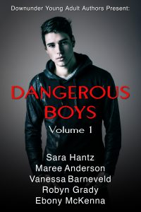 The DANGEROUS BOYS YA novella anthology — out now!