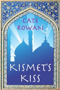 Cover of KISMET'S KISS by Cate Rowan