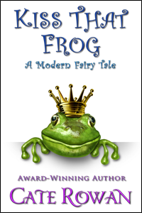 Cover of Kiss That Frog