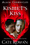New cover for Kismet's Kiss