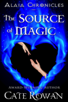 New cover for The Source of Magic