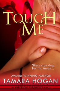 TamaraHogan_TouchMe1