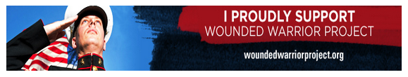 Wounded Warrior Project Banner