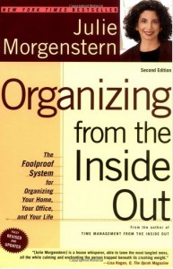 organizing from inside out