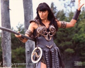 My muse looks like Xena