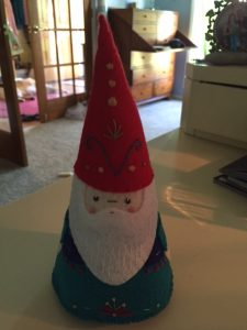 Writing Gnome
