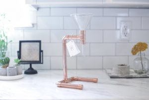 Simply Copper Pour Over by YuccaLane (Image Courtesy of YuccaLane's Etsy Store)